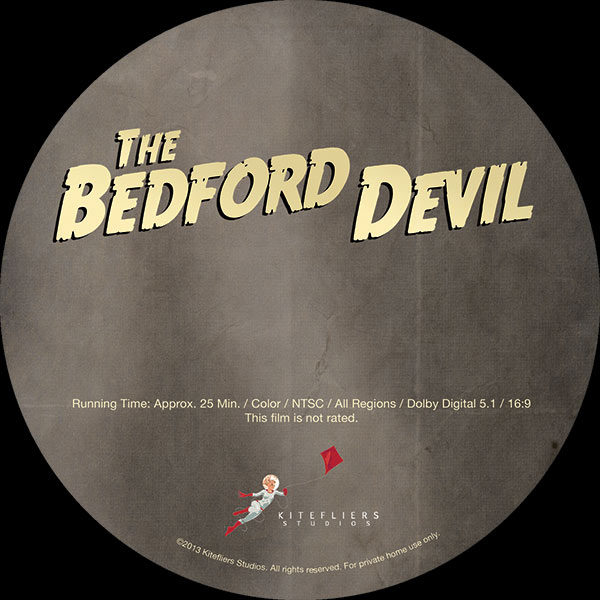 Bedford Devil DVD Disc Face