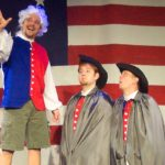 Thomas Jefferson in The Complete History of America (abridged)